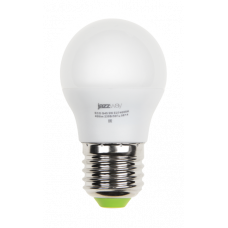 Cветодиодная лампа PLED- ECO-G45 5w E27 3000K 400Lm 230V/50Hz  Jazzway