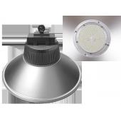 Светильник светодиодный для высоких пролетов PHB SMD 100w 6500K + рефлектор 2850744 120° IP54 Jazzway