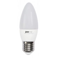 PLED- ECO-C37 5w E27 3000K 400Lm 230V/50Hz  Jazzway