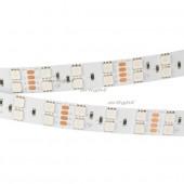 Лента RT 2-5000 24V RGB 2x2 (5060, 600 LED, LUX) (ARL, 28.8 Вт/м, IP20)