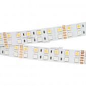 Лента RT 2-5000 24V RGB-Day 2x2 (5060, 720 LED, LUX) (ARL, 32 Вт/м, IP20)