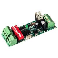Декодер DMX RA-302 DIP (12-24V, 72-144W)