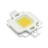 Мощный светодиод ARPL-11W-EPA-2020-Green525 (27-31v, 350mA) (ARL, 20x20мм)