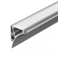 Алюминиевый профиль KARNIZ-R-2000 ANOD