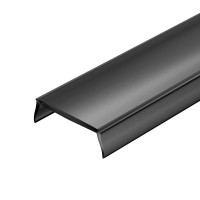 Экран MAT-L-BLACK-3000 черный для PDS, MIC (ARL, Пластик)