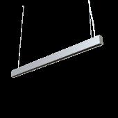 Светильник потолочный DL-AMBER-P-50-SL-NW-DALI