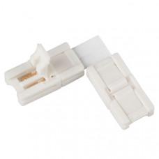 Соединитель угловой FPC-MONO-8mm-L для светодиодной ленты