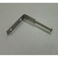 Крепление (кронштейн) для алюминиевой полосы КР-1-20