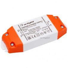 Блок питания ARJ-SP43350-DIM (15W, 350mA, PFC, Triac)