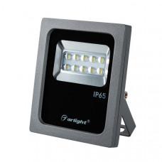 Светодиодный прожектор AR-FLG-FLAT-ARCHITECT-10W-220V White 50x70 deg Arlight 022574