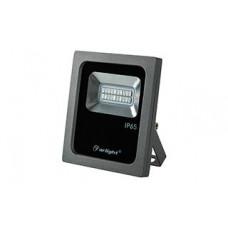 Светодиодный прожектор AR-FLG-FLAT-10W-220V Green