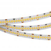 Светодиодная лента RT 2-5000 24V Cool 8K 10mm (2835, 252 LED~m, LUX)