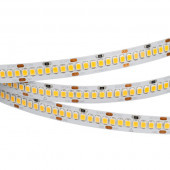 Светодиодная лента RT 2-5000 24V White5500 10mm (2835, 252 LED~m, LUX)