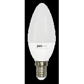Светодиодная лампа PLED-SP C37 9w E14 3000K 820Lm-E Jazzway