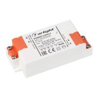 Блок питания ARJ-KE40300A (12W, 300mA, PFC) (Arlight, IP20 Пластик, 5 лет)