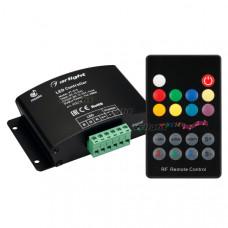 Аудиоконтроллер VT-S16-3x4A (12-24V, ПДУ Карта 18кн, RF)