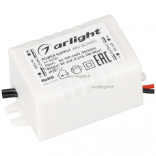 Блок питания ARV-AL24005 (24V, 0.21A, 5W) Arlight 022367