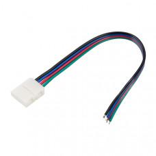 Коннектор выводной FIX-RGB-10mm-150mm-X1 (4-pin) Arlight 023952