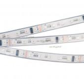 Светодиодная лента DMX-5000P 24V RGB (5060, 300 LEDx6)
