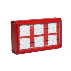 Cветодиодный светильник ССР-Ф01-040-Пб IP65 5000K