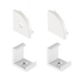 Набор аксессуаров для алюминиевого профиля LR49 (16х16)