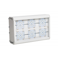 Cветодиодный светильник SVF-01-240 IP65 6000K 145*60 DEG