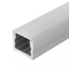 Профиль с экраном SL-SLIM-H13M-2500 ANOD+OPAL Arlight 025869