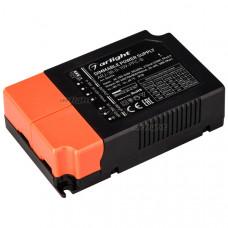 Блок питания ARJ-38-0-10V-PFC-B (38W, 650-950mA) Arlight 024976