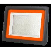 Светодиодный прожектор PFL-S  400w 6500K 60° IP65 (плоский корпус) Jazzway