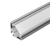 Алюминиевый профиль PDS45-LITE-2000 ANOD
