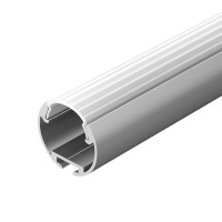 Алюминиевый профиль ROUND-D18-2000 ANOD