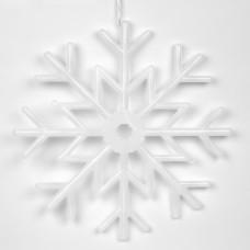 Фигура светодиодная Снежинка ULD-H4040-048-DTA MULTI IP20 SNOWFLAKE