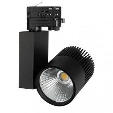 Светильник LGD-ARES-4TR-R100-40W Warm3000 (BK, 24 deg) Arlight 026375