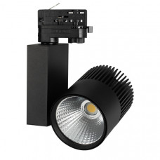 Светильник LGD-ARES-4TR-R100-40W Day4000 (BK, 24 deg) Arlight 025537