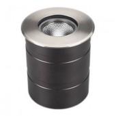 Светильник LTD-GROUND-R110-15W Warm3000 (SL, 25 deg, 230V)