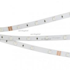 Светодиодная лента RT 2-5000 24V RGB (5060, 150 LED, LUX) Arlight 022066