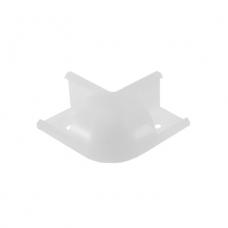 Соединитель угловой  (внешний) для профиля LR49 (16х16) Led-Crystal L49-EС