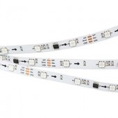 Светодиодная лента SPI 2-5000 12V RGB (5060, 150 LED x3)