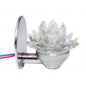 Светодиодный светильник Premier Decor Lotos (хром)