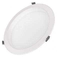 Светильник IM-CYCLONE-R280-40W Day4000-MIX (WH, 90 deg) Arlight 027629
