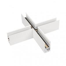 Коннектор крестовой MAG-CON-4592-X90 (WH) Arlight 026914