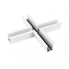 Коннектор крестовой MAG-CON-4560-F-X90 (WH) Arlight 026922