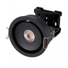 Светильник CL-SIMPLE-R78-9W Warm3000 (BK, 45 deg) Arlight 028147