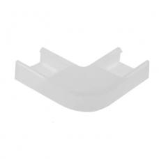 Соединитель угловой для профиля LR39 (15х06)