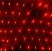 Гирлянда Сетка уличная , 300 LED, 2 х 1,5 м, красный Jazzway NTLD300-R-E