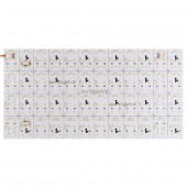Лист LX-480-2835-576-24V White-MIX CRI90 (240mm, 15W, IP20)