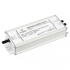 Блок питания ARPV-UH12100-PFC-DALI-PH (12V, 8.3A, 100W) Arlight 029513