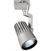 Светодиодный трековый светильник PTR 0140-2 40w 4000K 24° GR (серый) IP40 Jazzway