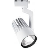 Светодиодный трековый светильник PTR 0140-2 40w 4000K 24° WH (белый) IP40 Jazzway