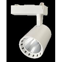 Светодиодный трековый светильник PTR 0315 15w 4000K 24° WH (белый) IP40 Jazzway